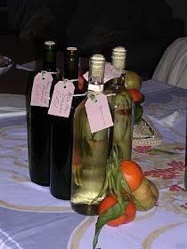 Local Florentine Wines