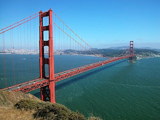 Golden Gate Bridge, San Fransisco