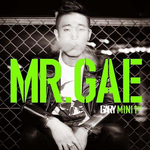 Gary MR. GAE lyrics cover