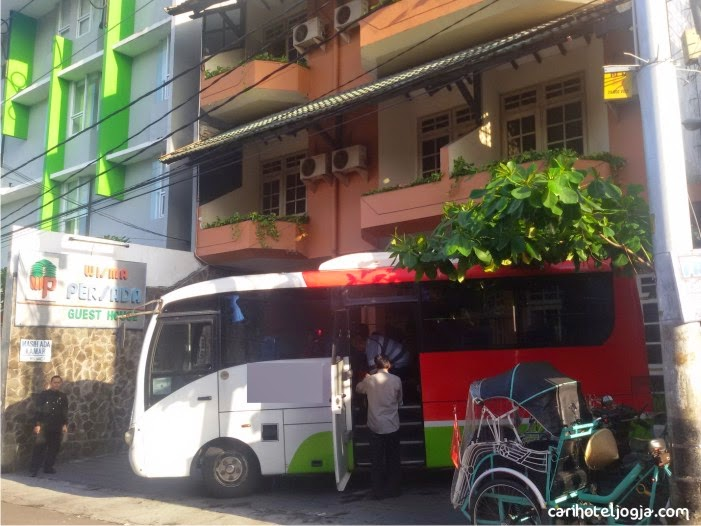 Hotel Persada Dagen Malioboro