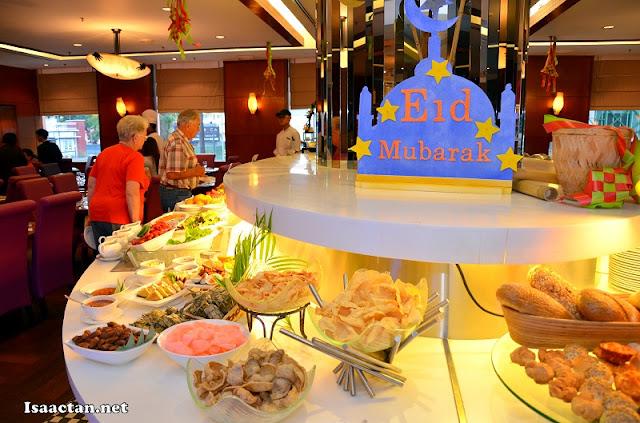 Ramadhan Buffet Preview @ Checkers Cafe Dorsett Regency Kuala Lumpur