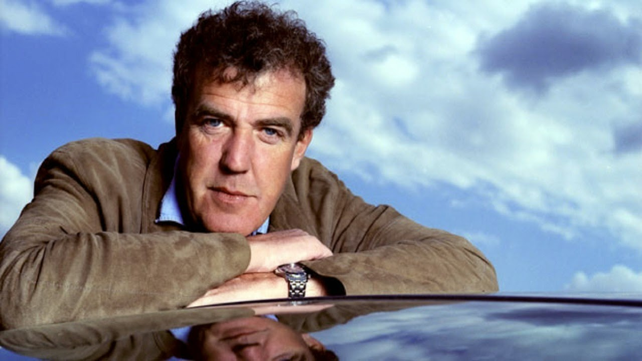 definitely motoring end of the road for clarkson. Black Bedroom Furniture Sets. Home Design Ideas