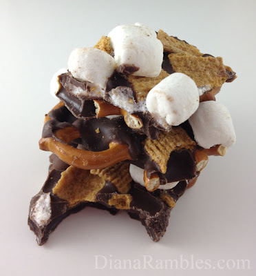 smore golden grahams recipe