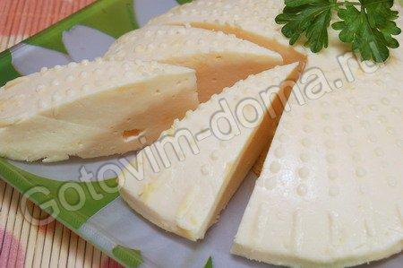 Твердый сыр. Делаем сами