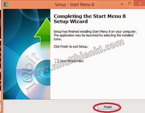 Start menu trên Windows 8/8.1 cực đẹp