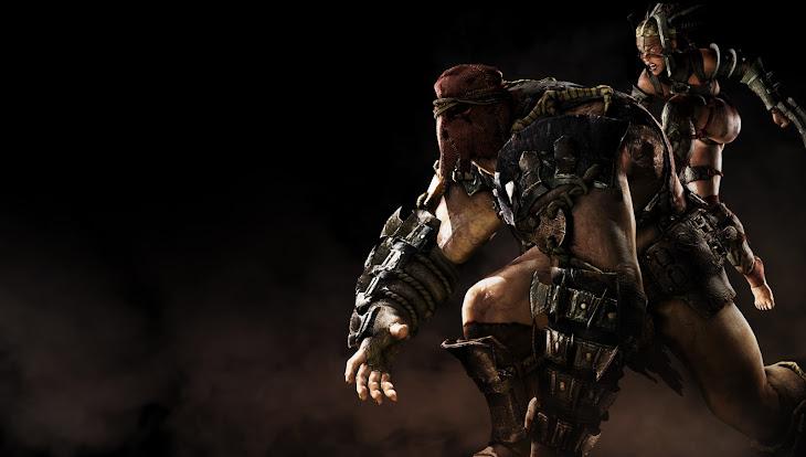 Ferra Torr - Mortal Kombat X