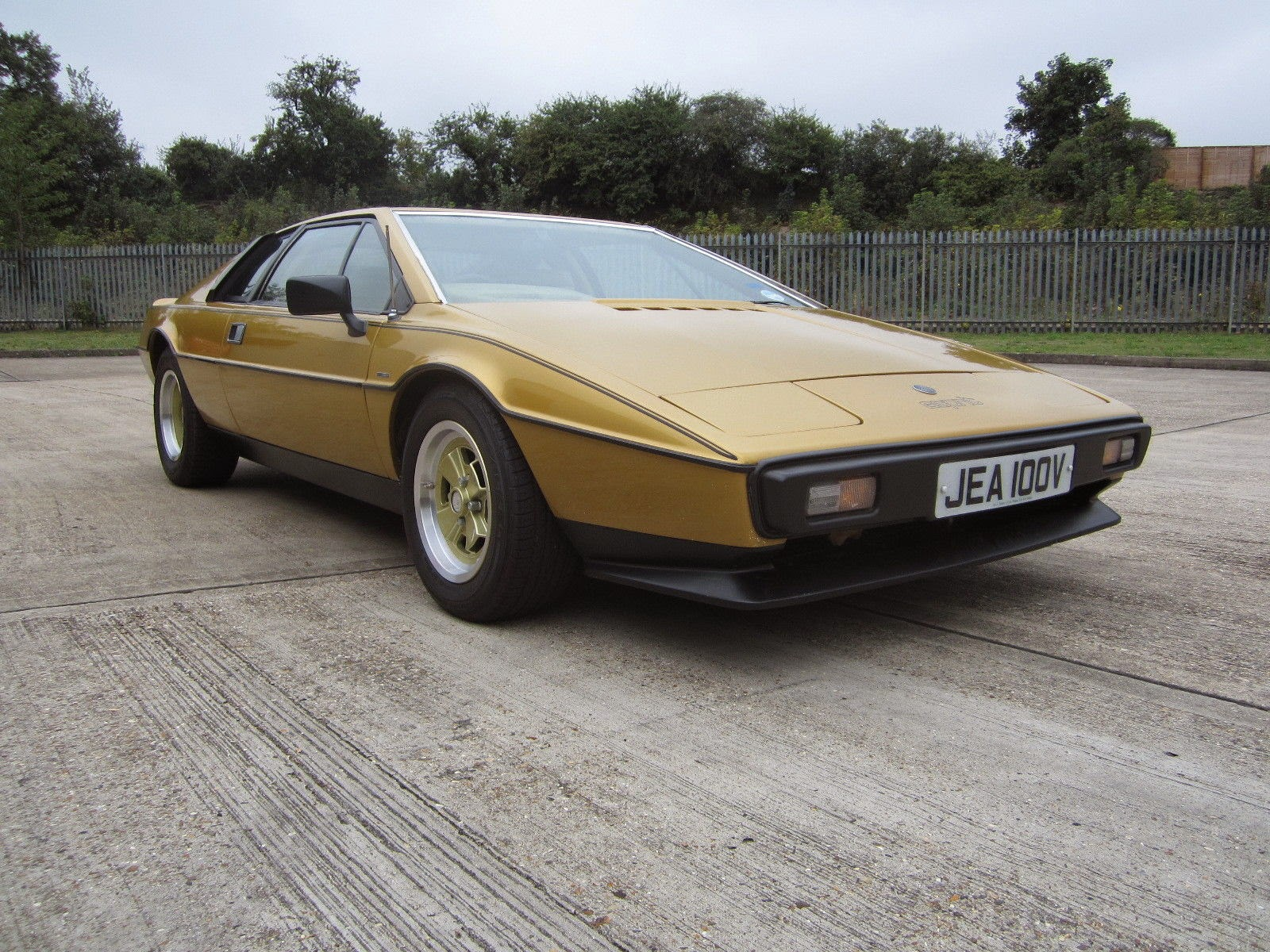 1979 lotus esprit s2 auto restorationice. Black Bedroom Furniture Sets. Home Design Ideas