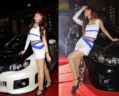 Foto model cantik spg