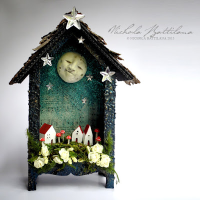 Moony House Shrine - Nichola Battilana