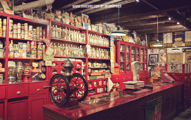 tiendas museo salàs de Pallars