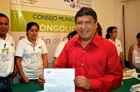 Alcalde Electo de Zongolica | Ricardo Macuixtle