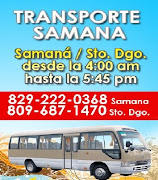 TRANSPORTE SAMAN