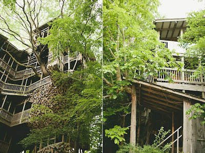 Minister's Treehouse Seen On www.coolpicturegallery.us