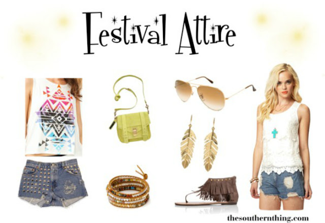 governors ball music festival outfit ideas what to wear