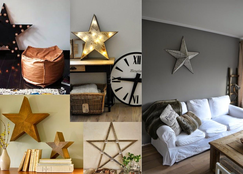 Estrella iluminada