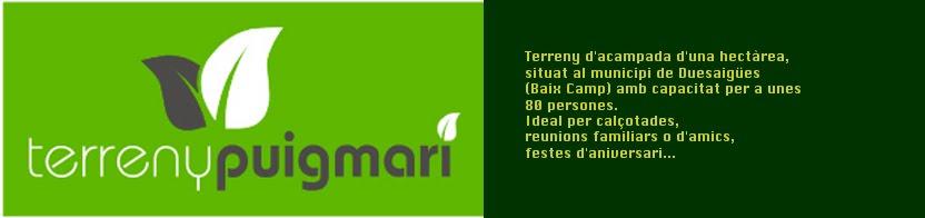 Terreny Puigmarí