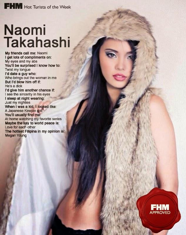 NAOMI TAKAHASHI