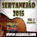 SERTANEJÃO - LANÇAMENTO - 2015 VOL. 2 COMPLETO