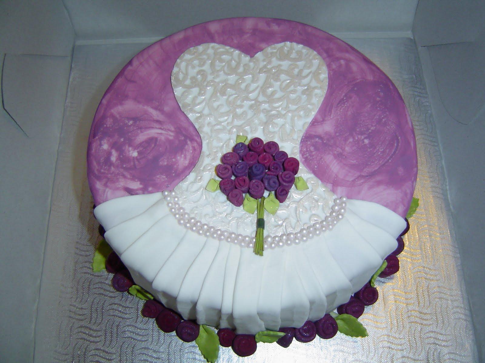 10 Pretty Bridal Shower Cakes Designs Ideas CAKE DESIGN AND DECORATING IDEAS