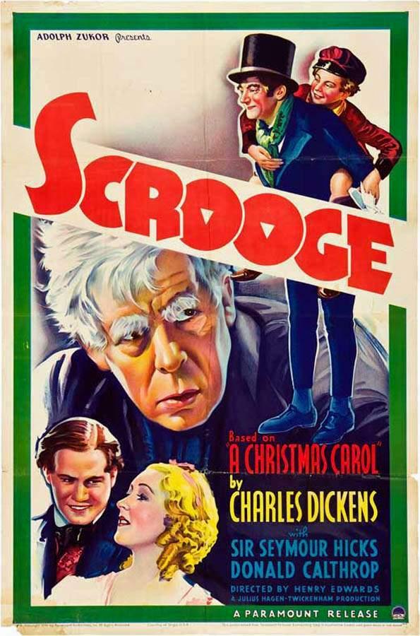 Esculpiendo el tiempo: Cine y literatura: Dickens y su cuento de Navidad.