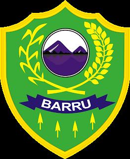 Logo Kabupaten Barru Kumpulan Logo Lambang Indonesia