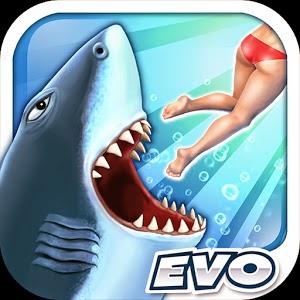Hungry Shark Evolution Para Hilesi Apk