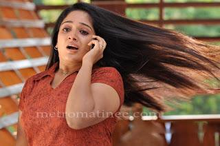 Kavya Madhavan tensed mood