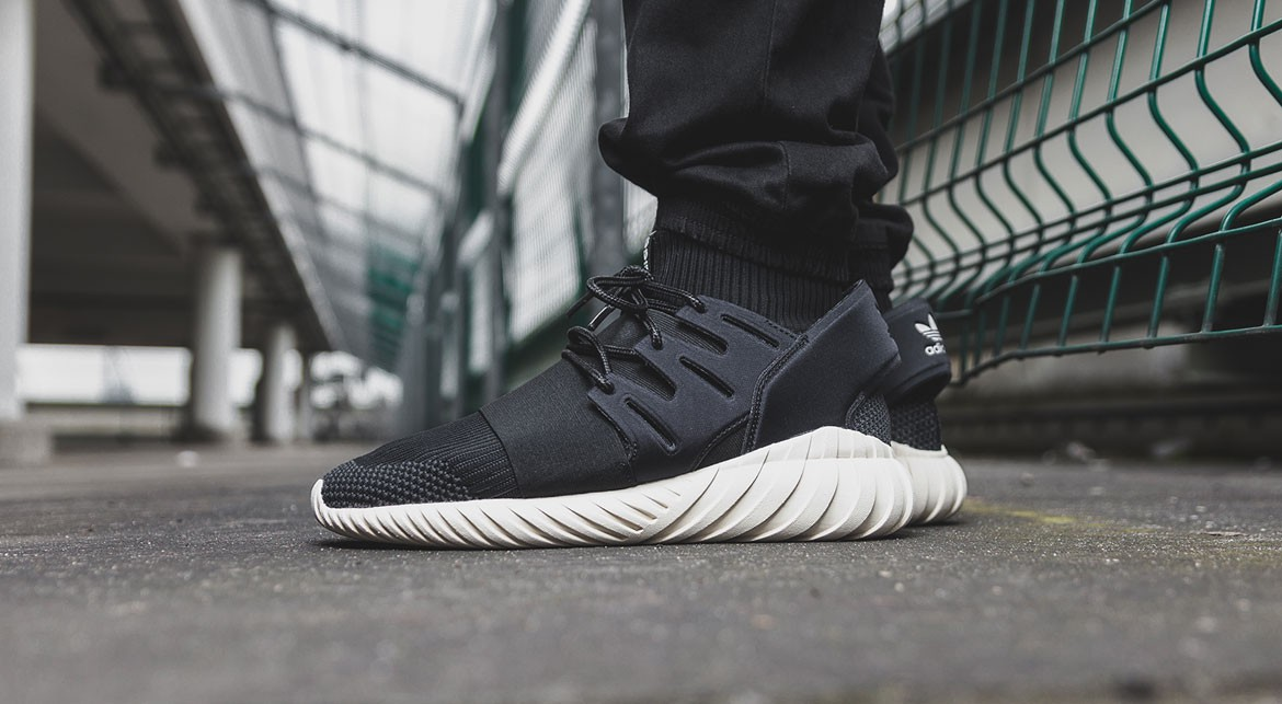 Adidas Tubular Doom PK Granite Unboxing Video at Exclucity