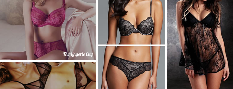 The Lingerie City