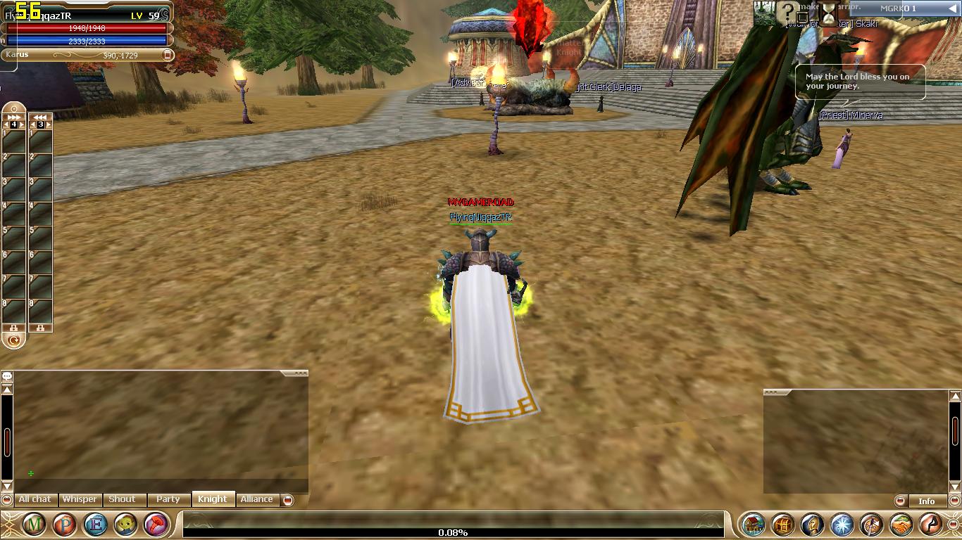 Knight Online PVP 1299: Uzun Pelerin