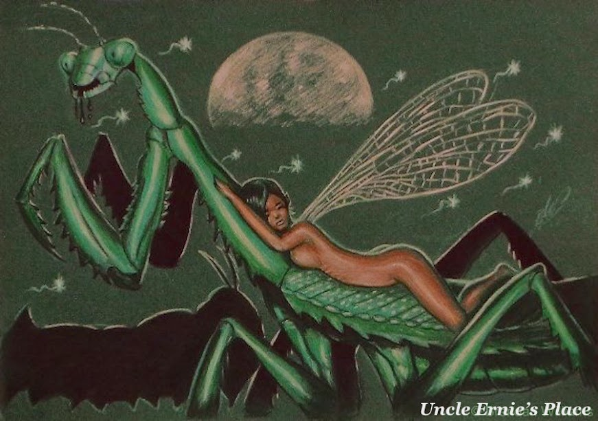Mantis Fairy