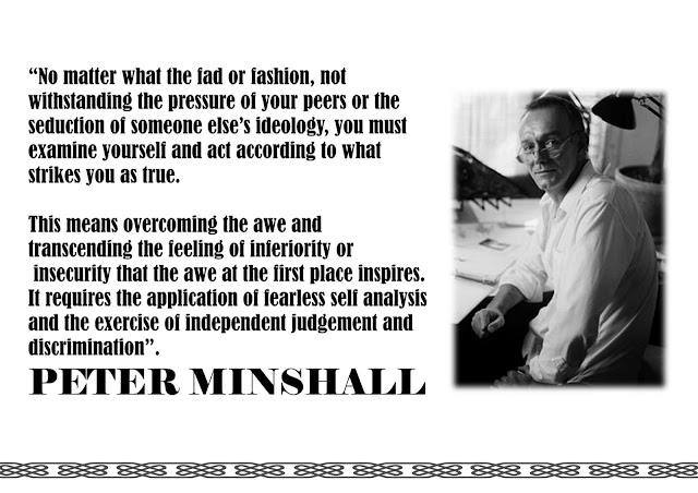 peter minshall quotes