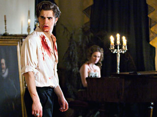 Blood Everywhere - The Vampire Diaries