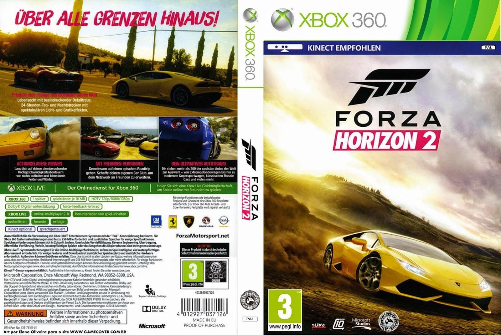 Forza Horizon 2 Demo Release Date Details