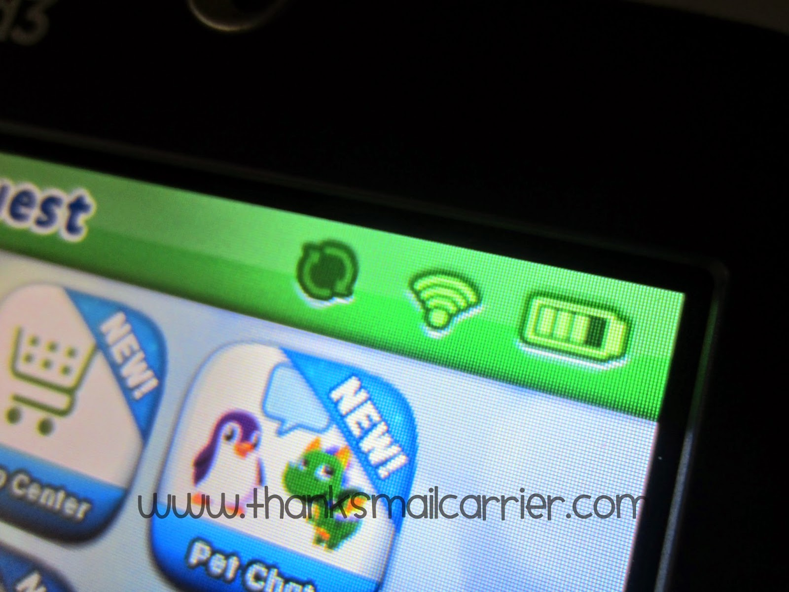 LeapPad3 wi-fi