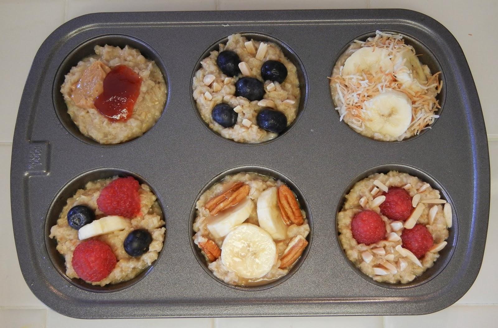 Eggface+Frozen+Oatmeal+Patties Weight Loss Recipes Quick Breakfast: Frozen Oatmeal Discs