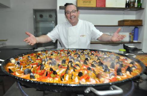 Exquisita las paellas del Maestro Melero