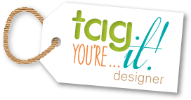 I design for Tag You're...it! Challenge.