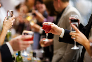 3 ways to stay sober during holiday parties