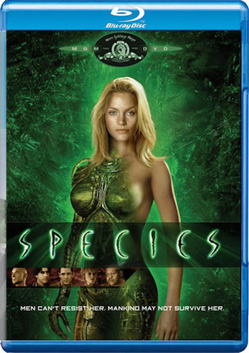Species 1995 Dual Audio BluRay Download