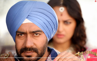 Son Of Sardaar  Ajay Devgn, Sonakshi Sinha Wallpaper