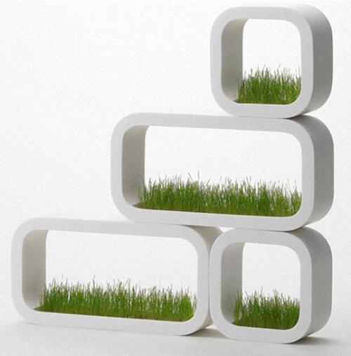 Modern Shelf Planter