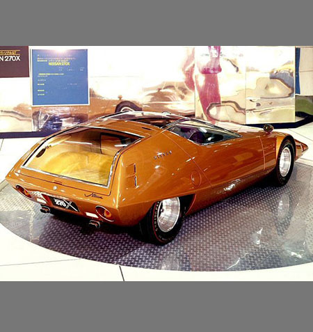 Toyota Nc Vintage Concept Cars of Japan