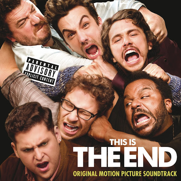Various Artists - This Is the End (Original Motion Picture Soundtrack) Cover