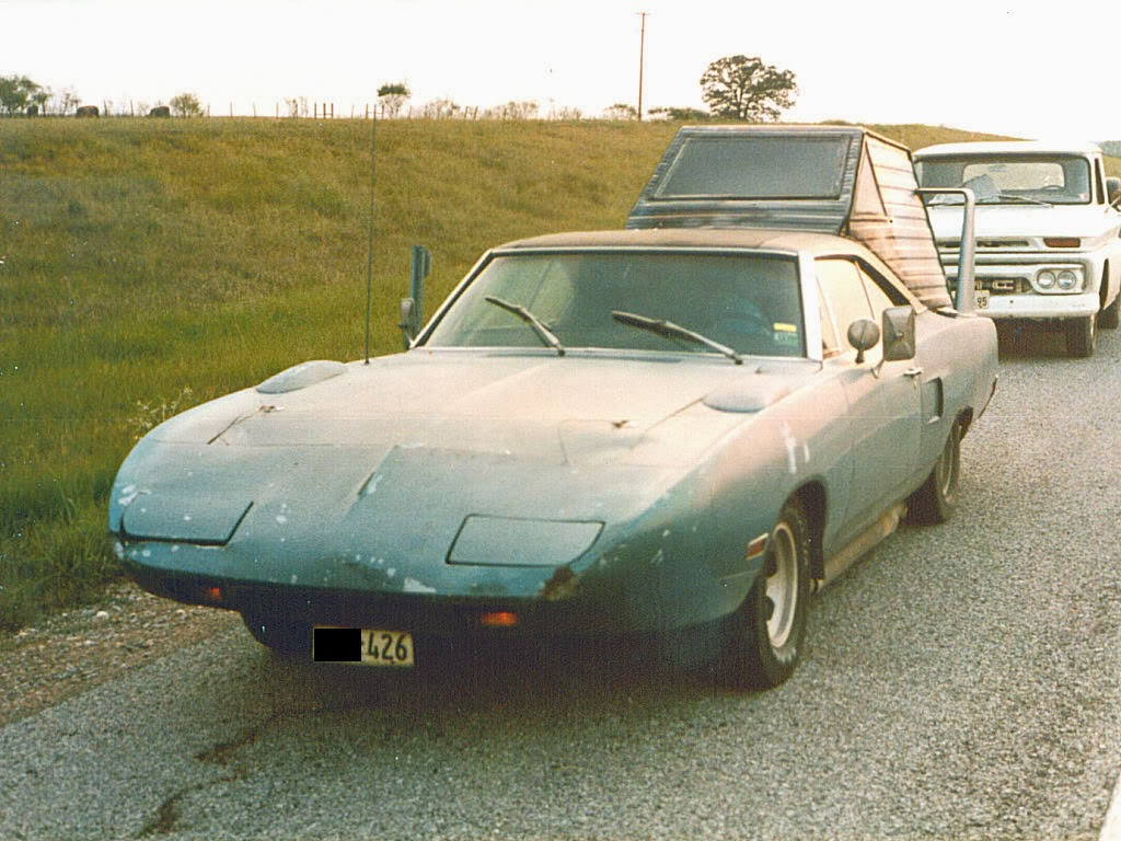 The Petrol Stop: Modified Plymouth Superbird