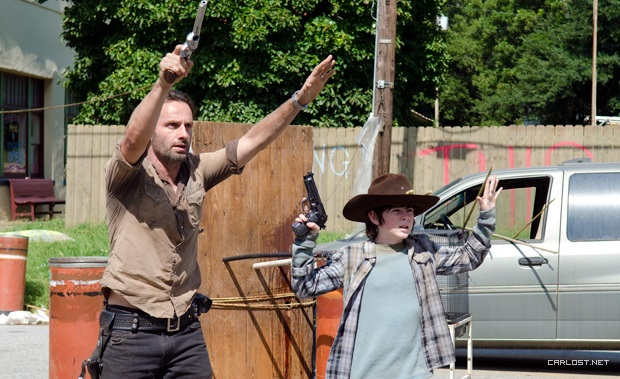 The Walking Dead 3x12