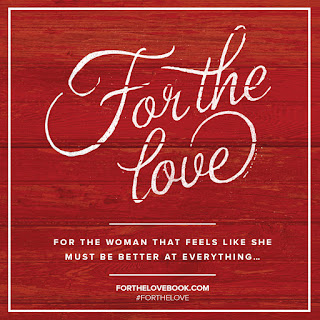 For the Love Book by Jen Hatmaker