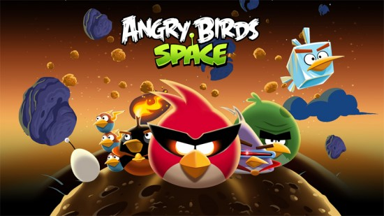Free Download Angry Birds Space v1.3.0 PC Game