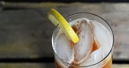 The Lafayette Cocktail.