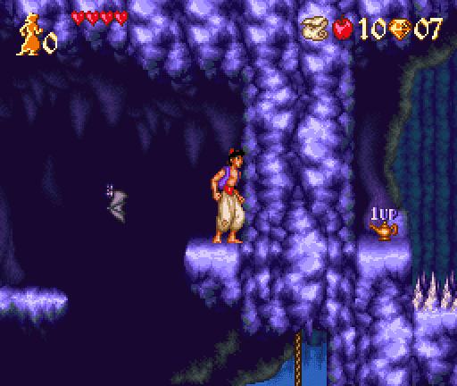 Super Adventures In Gaming Aladdin Snes